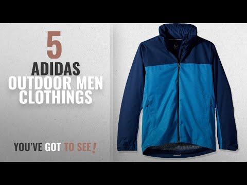 Top 10 Adidas Outdoor Men Clothings [ Winter 2018 ]: adidas Outdoor Wandertag Jacket, Col. Navy/Core