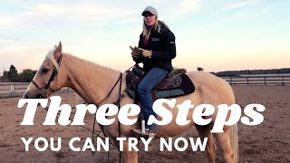 Get Quick, Snappy Turns From Your Barrel Horse