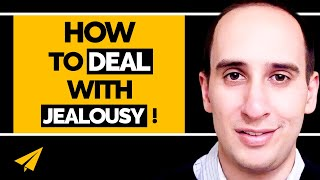 How do you deal with jealous co-workers?