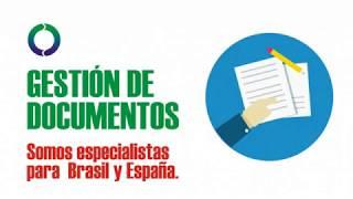 Gestión de documentos para Brasil y España