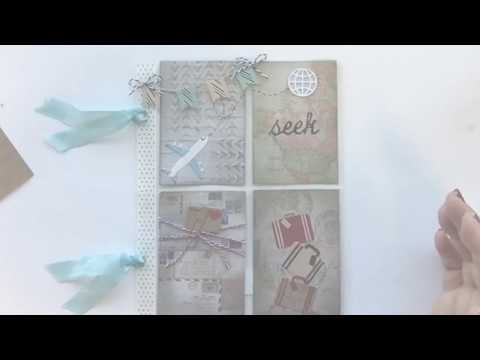 6 Steps With Sizzix in 60 Seconds: Seek Pocket Letter
