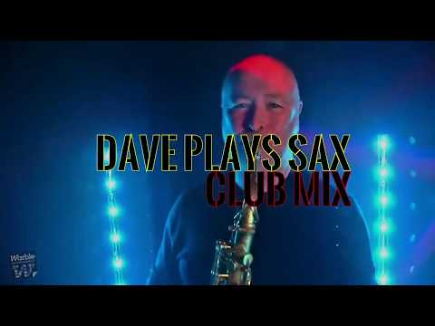 Dave Plays Saxophone Video