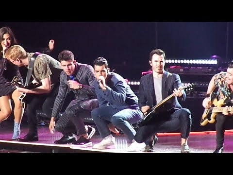 Jonas Brothers - Only Human - Boardwalk Hall - 11/29/19 [HD]