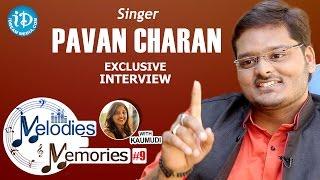 Singer Pavan Charan Exclusive Interview