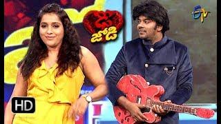Sudeer&Rashmi | Funny Task | Dhee Jodi | 26th  December 2018 | ETV Telugu