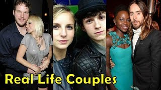 Real Life Couples of Marvel Cinematic Universe