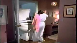 VINTAGE 80'S STICK UPS COMMERCIAL #2 WITH GIANT CIGARETTE & TOILET