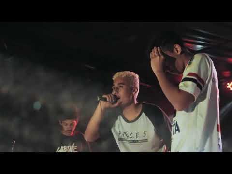 Tagarela e Ale x Refel e Gabriel | Semifinal | BATALHA DE DUPLA | FACE5 2017 | Esmeraldas | MG