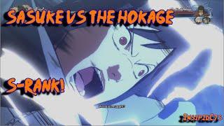 Naruto Ultimate Ninja Storm 4: Sasuke Vs The Hokage S-Rank (English) Story Part 8