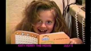 "Katy Perry: Part of Me Movie Clip ""Katy As A Kid"" Official 2012 [1080 HD]"