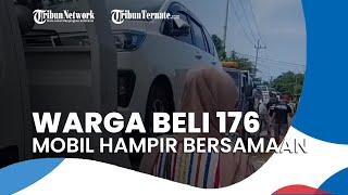 Viral Warga Tuban Beli 176 Mobil Hampir Bersamaan, Uangnya dari Penjualan Tanah dengan Kilang Minyak