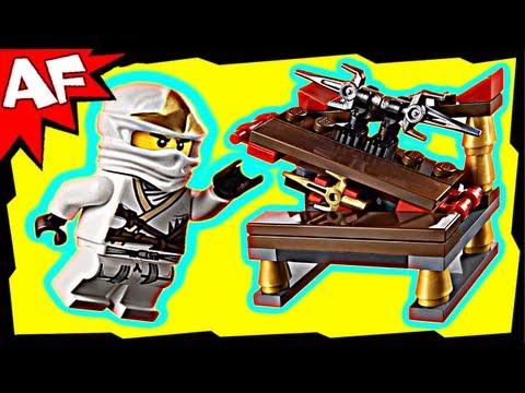 Vidéo LEGO Ninjago 30086 : Hidden Sword (Polybag)