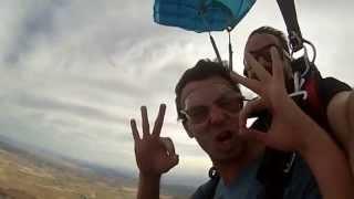 preview picture of video 'Saut en Parachute en Australie / Skydiving in Australia'