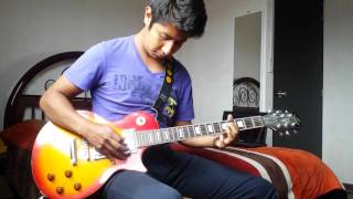 Every Step - Silent Partner - cover guitarra