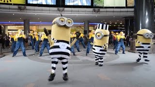 Minions Papaya Dance Remix