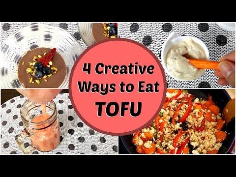 4 Creative Ways to Eat TOFU (Asian Beauty Secrets)
