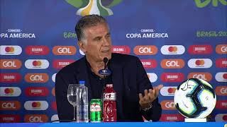 EN VIVO: Rueda De Prensa Selección Colombia Tras El Partido Contra Paraguay