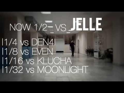 [WINNER]INT.UJL'15   1/2 Final   LUCKY VS JELLE