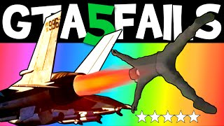 GTA 5 FAILS – EP. 16 (Funny moments compilation online Grand theft Auto V Gameplay)