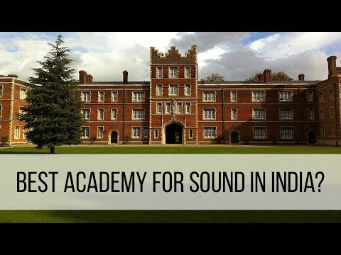 Best academy for Music Production and Sound Engineering?