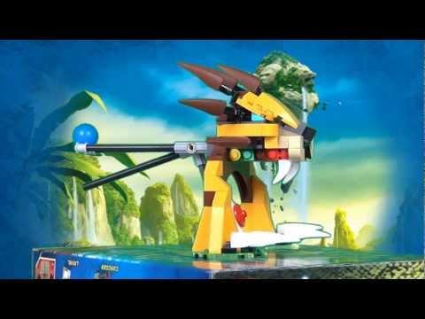 Vidéo LEGO Chima 70115 : L'ultime tournoi Speedor