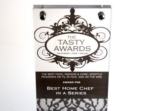 We Won! The 2011 Tasty Awards!