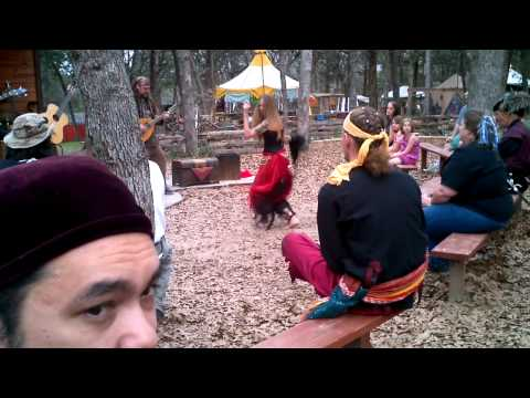 Saxon Moon Playing At Sherwood Forest Faire '2014