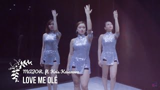 MAJOR   Love Me Olé Ft. Kas | Choreo By Hany | FYoung Dance