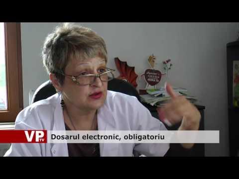 Dosarul electronic, obligatoriu