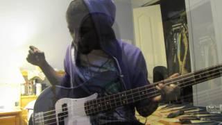 Dance Gavin Dance - Surprise! I'm from Cuba, Everyone Has One Brain Bass Cover