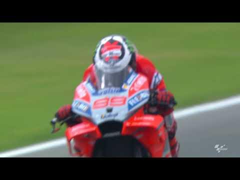 Ducati talk about the Italian GP