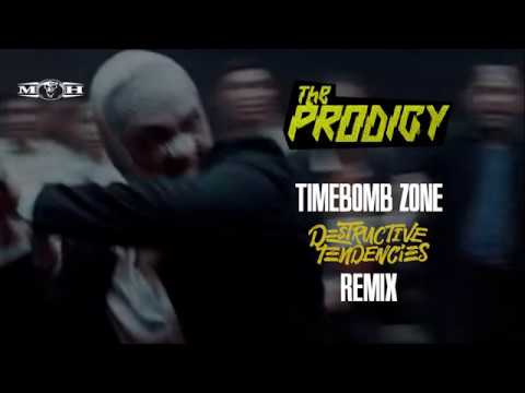 The Prodigy - Timebomb Zone (Destructive Tendencies Remix)