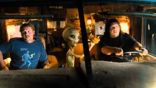 Paul - Ein Alien auf der Flucht Film Trailer