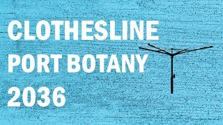 Clothesline Installation and Installers Port Botany 2036 NSW