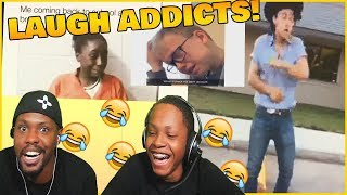 Try Not To Laugh Hood Vines Return! She Said What?!? (Laugh Addicts Ep.24)