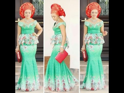 Skirts and Blouses: Aso Ebi Styles, Ankara Fashion For African Women
