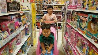 Trò Chơi Bé Vui Siêu Thị ❤ ChiChi Kids TV ❤ Đồ Chơi Trẻ Em Baby Supermarket