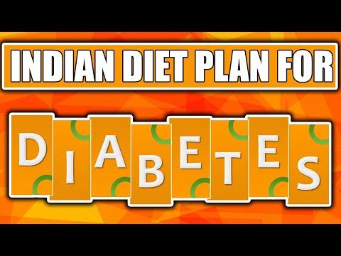 Indian diet plan for diabetes
