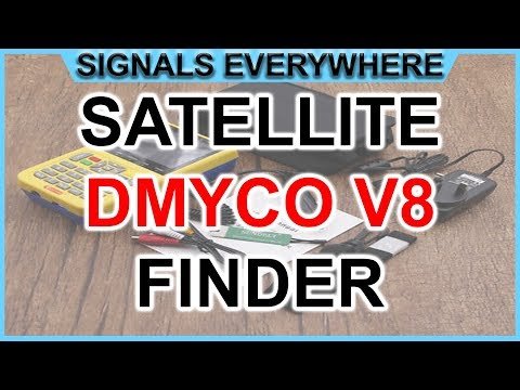 How to add satellite and TP list for iBRAVEBOX V8 Finder