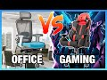 """Don't Buy a """"Gaming Chair"""" - Office Chair vs. Gaming Chair Round-Up & Review"""