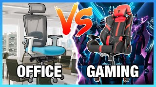 "Don't Buy a ""Gaming Chair"" - Office Chair vs. Gaming Chair Round-Up & Review"