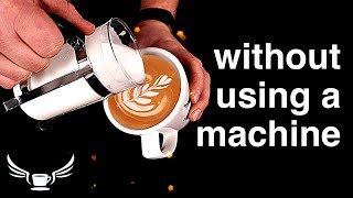 Make a Latte at Home • Home Barista