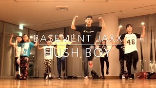 0415 GENIE LESSON LOCK 初級 Hush Boy - Basement Jaxx -