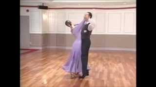 Как люди танцуют фокстрот, урок - Видео онлайн