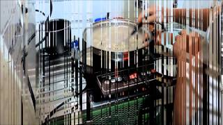 preview picture of video 'Preparación de Repe (Sopa tradicional de Loja - Ecuador)'