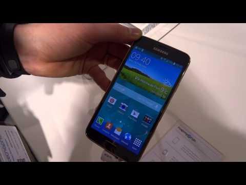 Foto Samsung Galaxy S5: prima Video Recensione