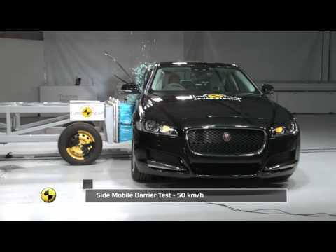 NCAP: Jaguar XF