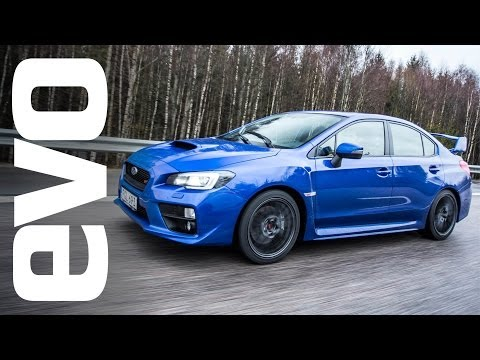 Subaru WRX STI first drive review: Rally legend?