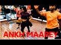 SIMMBA: Aankh Marey | Danceworks - Terlina | Ranveer Singh, Sara Ali Khan