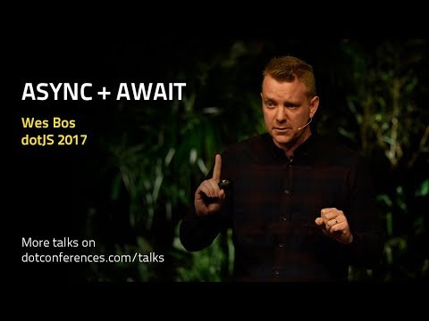 Async + Await